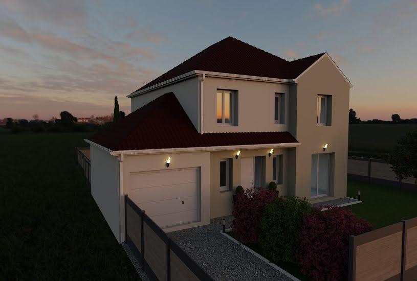 Vente Terrain + Maison - Terrain : 400m² - Maison : 125m² à Saint-Mard (77230)