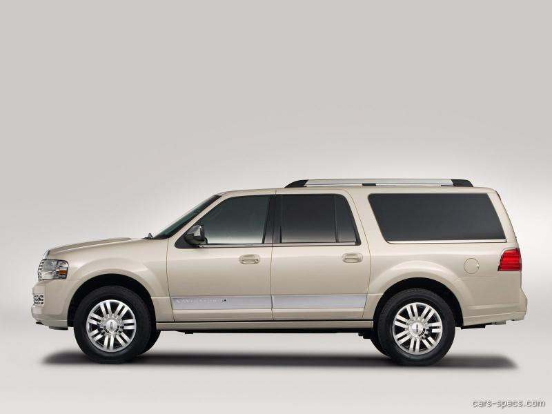 2008 lincoln navigator suv specifications pictures prices. Black Bedroom Furniture Sets. Home Design Ideas