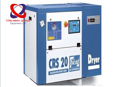 Máy nén khí trục vít CRS20