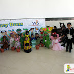 Fancy Dress Activity (Jr.KG.) 9-10-2017
