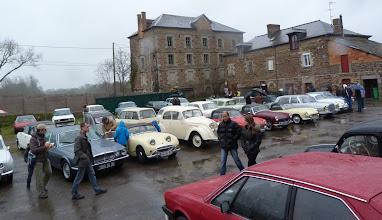 Photo: réunion Mars 2012 - Étangs Apigné  à Rennes sur www.papa35.fr