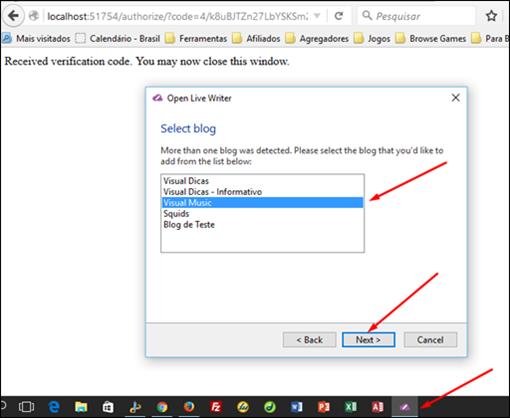 Como instalar e conectar o (Open) Live Writer no Blogger - Visual DicasComo instalar e conectar o (Open) Live Writer no Blogger - Visual Dicas