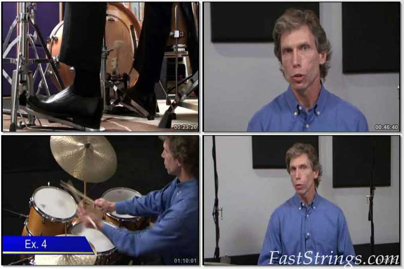 John Riley: The Master Drummer - How to Practice, Play and Think Like a Pro