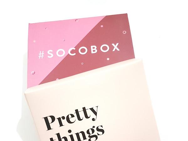 Unboxing SOCOBOX BRUNBRUN Paris plus First Impression
