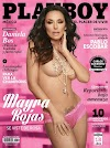 Fotos de Mayra Rojas para la revista Playboy