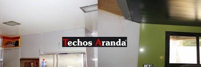 Precio techos de aluminio para baños Madrid