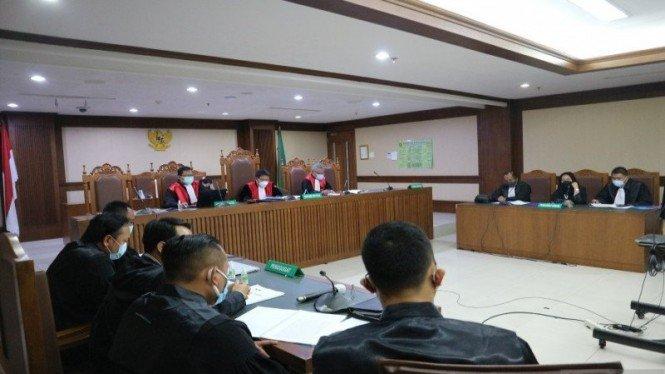 Korupsi Bansos, Anak Buah Juliari Divonis 7 Tahun Penjara