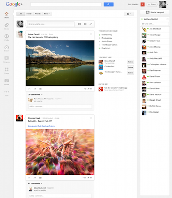 Google+Design April 2012