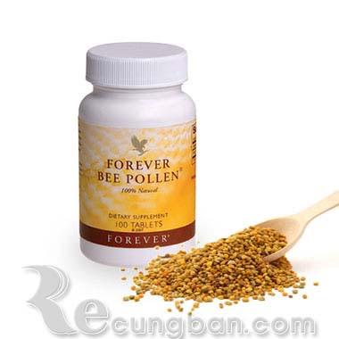Viên phấn ong Forever Bee Pollen® mã số 026