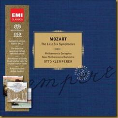 Mozart Klemperer SACD
