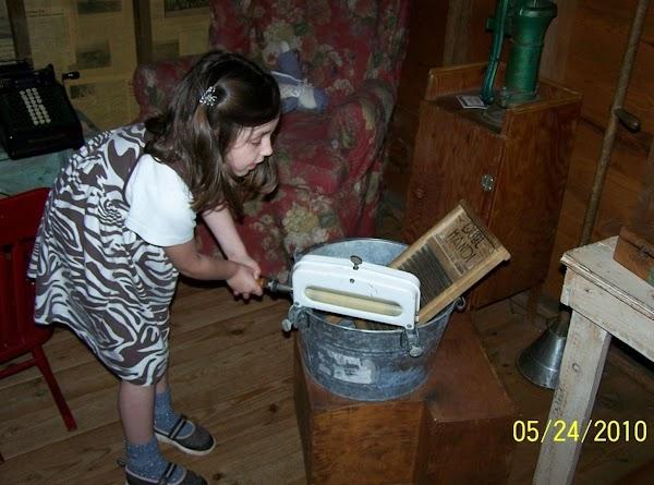 Warshing Clothes Recipe