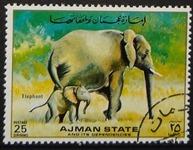 timbre Ajman 001