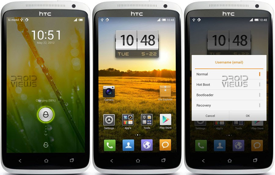 MIUI ICS ROM for HTC One X