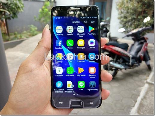 Impresi Awal Samsung Galaxy J5 Prime