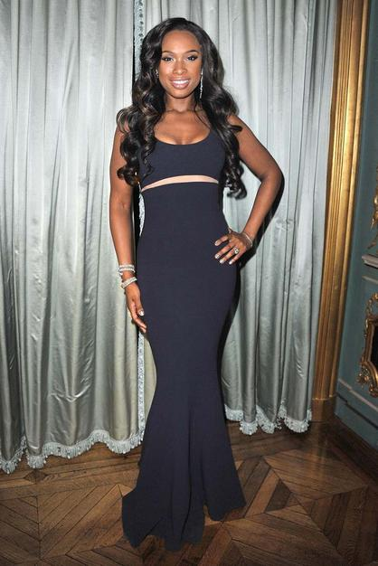 Jennifer Hudson Rocking her New Svelte Shape at Michael Kors 30th Anniversary Dinner