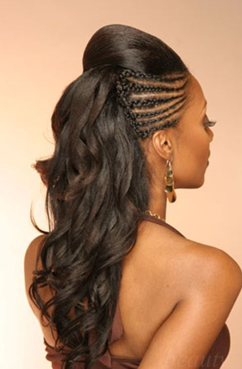 Hair:Wedding Hairstyles ForThe owners of dark skin 2017 2