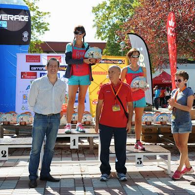 Media de Alcázar 2014 - Trofeos