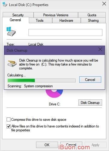 Ảnh mô phỏngLàm thế nào để xóa thư mục Windows.Old trong ổ C của Windows 10 - xoa-thu-muc-windows-old-4
