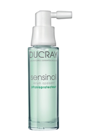"""Cuero cabelludo sensible"""" Ducray tiene la solución ."""