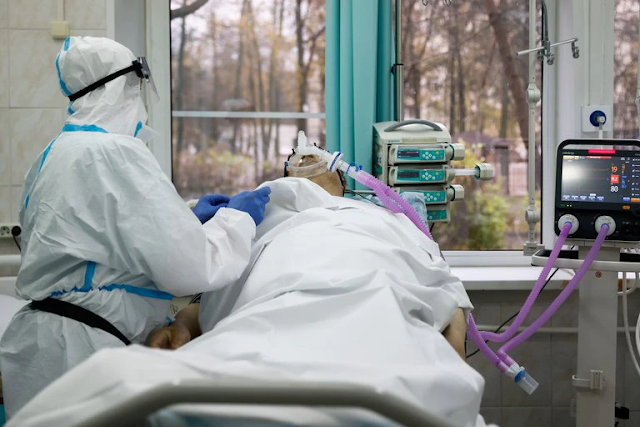 Rusia no logra frenar la nueva ola de coronavirus: más de mil muertes y un nuevo récord de contagios