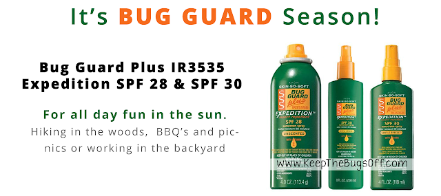 Avon Bug Guard Plus IR3535 Expedition