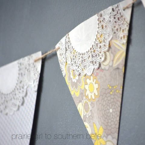 blogger image 251480344 DIY Craft Project: Paper Banner