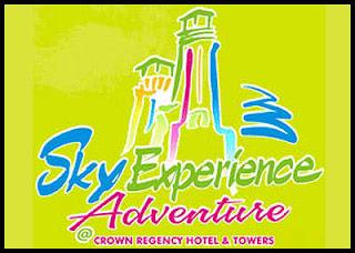 Sky Adventure at Crown Regency Towers Cebu