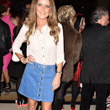 OIC - ENTSIMAGES.COM - Gemma Oaten at the  LFW a/w 2016: Barrus - catwalk show London 19th February 2016 Photo Mobis Photos/OIC 0203 174 1069