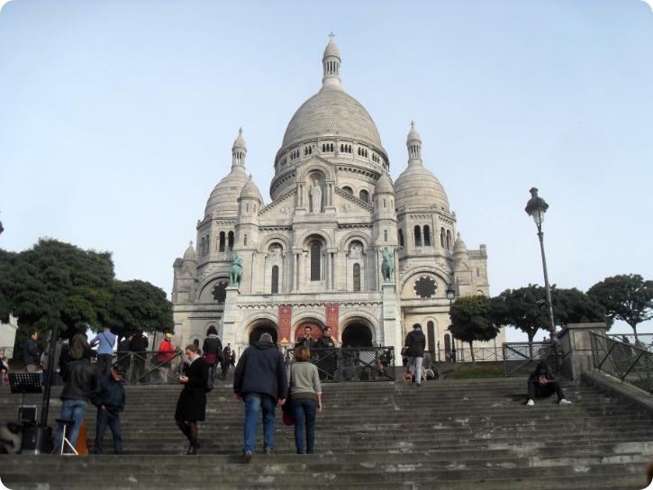 Sacré Cæur - Montremartre, Paris
