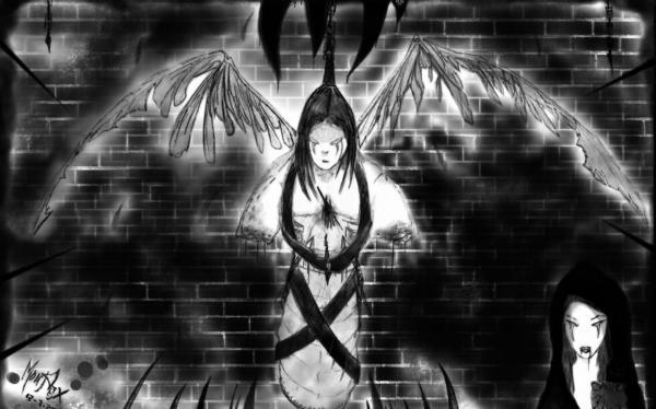 Another Fallen Angel, Evil Creatures