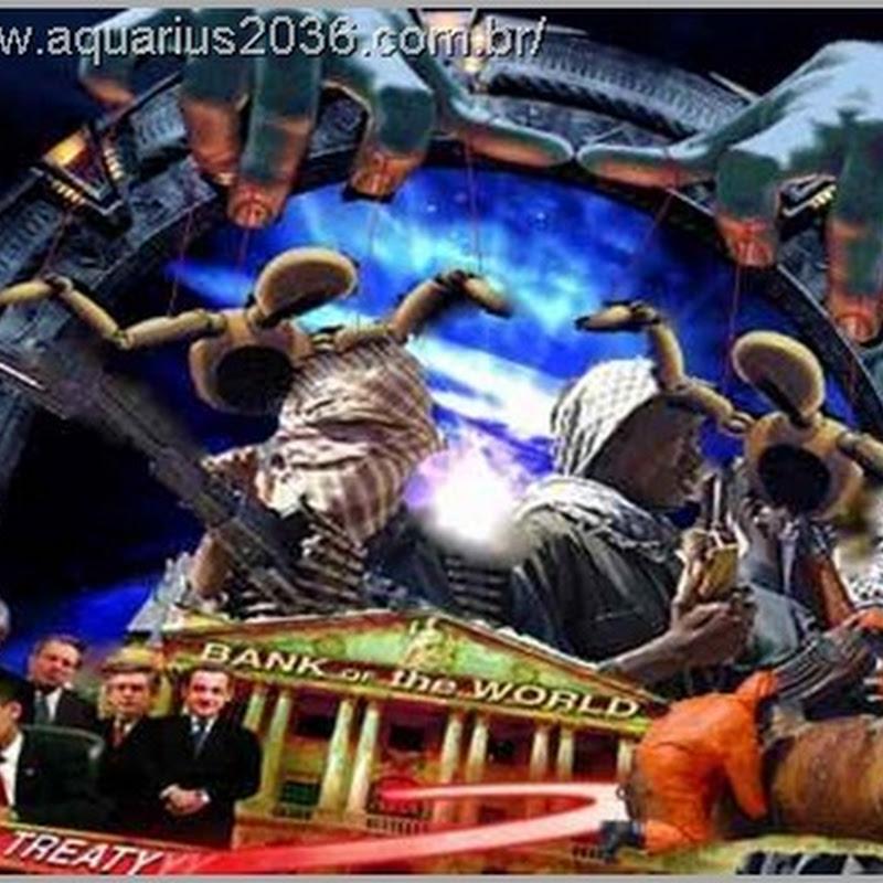 Portal Estelar (Stargate) no Golfo de Áden ou Conspiração Capitalista ?