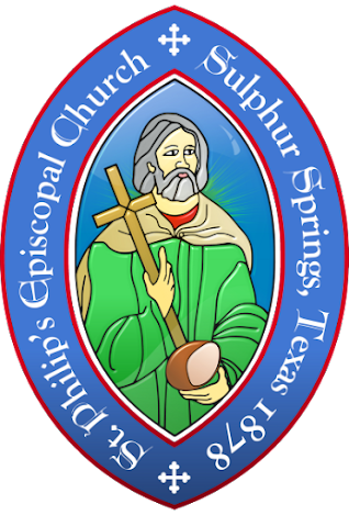 St. Philip's Church Crest