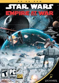 Star Wars: Empire at War - Review-Cheats-Walkthrough By Adrienne Dudek