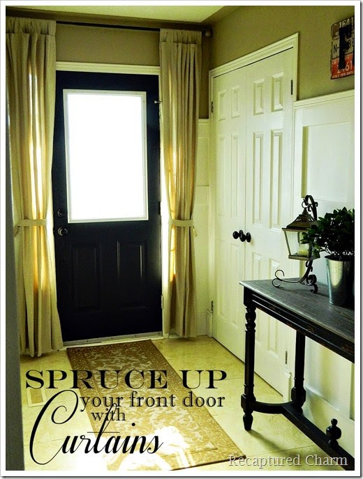 Recaptured Charm: Front Door Improvements