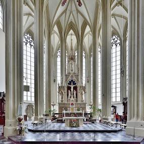 Chrám sv.Jakuba - Brno by Jiří Staško - Buildings & Architecture Places of Worship