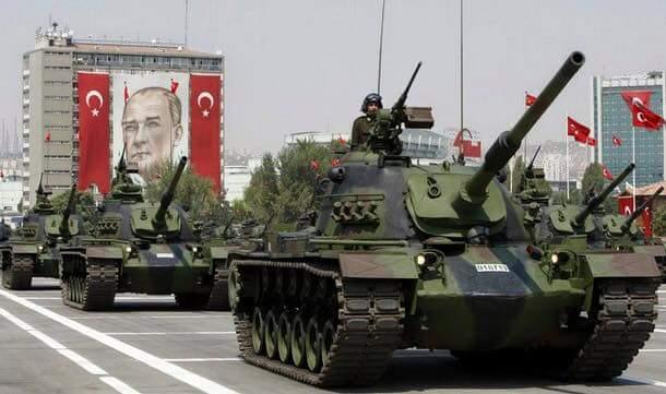 Cubaan rampasan kuasa di Turki