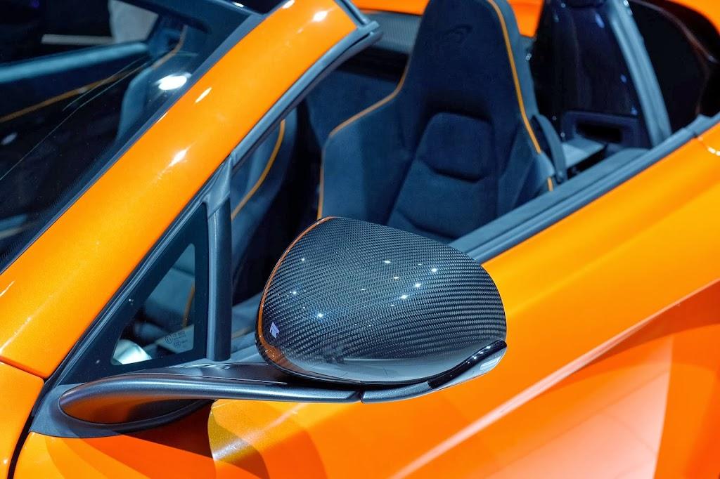 McLaren 650S Spider Geneva Motor Show 40