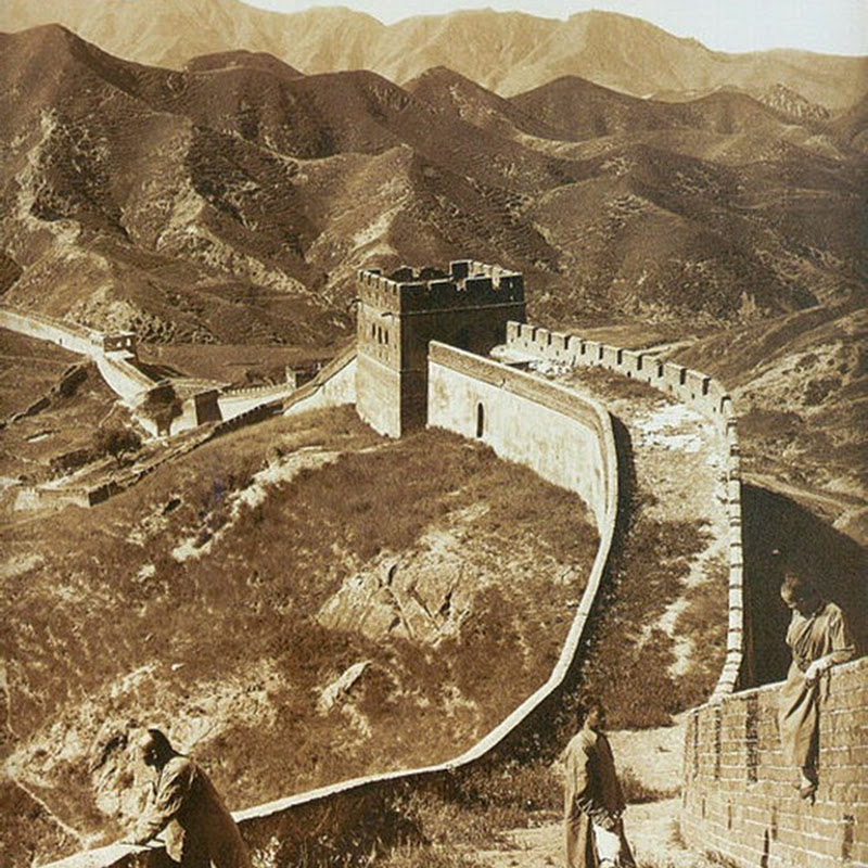 Ancient China for Kids: The Great Wall.