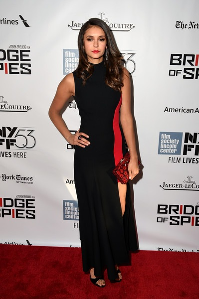 Nina Dobrev 53rd New York Film Festival Bridge sv-q-BOTbl5l