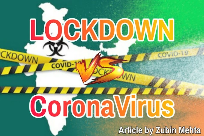 LOCKDOWN vs CORONAVIRUS