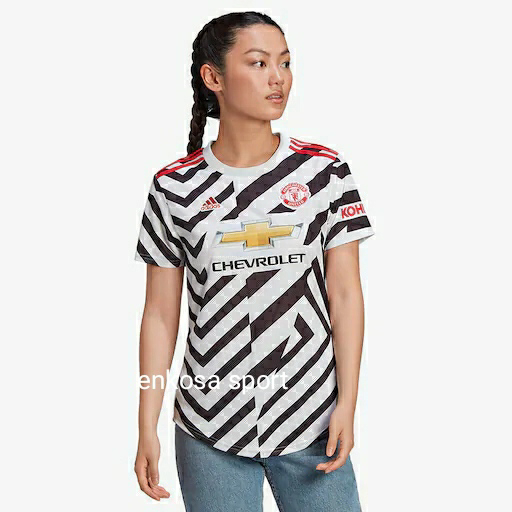 Jual Jersey Wanita Manchester United Ketiga Musim 2020/2021