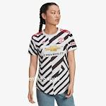 Jual Jersey wanita Manchester United Third 2020/2021