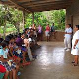 Gesundheitswesen auf Ometepe