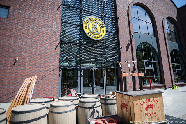 Brooklyn Brewery: Meet Us In Klaipeda:  Welcome To Svyturys Brewery
