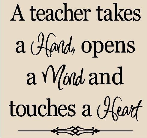 Positive Teacher Quotes 40 Really Best Quotes About Teacher With Pictures To Share This  Positive Teacher Quotes
