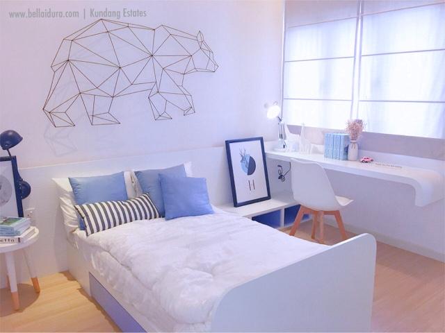 idea deco, idea deco bilik tidur, bilik tidur cantik
