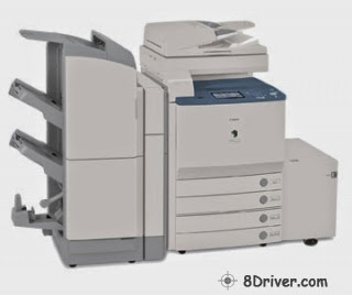 download Canon iRC5180i printer's driver