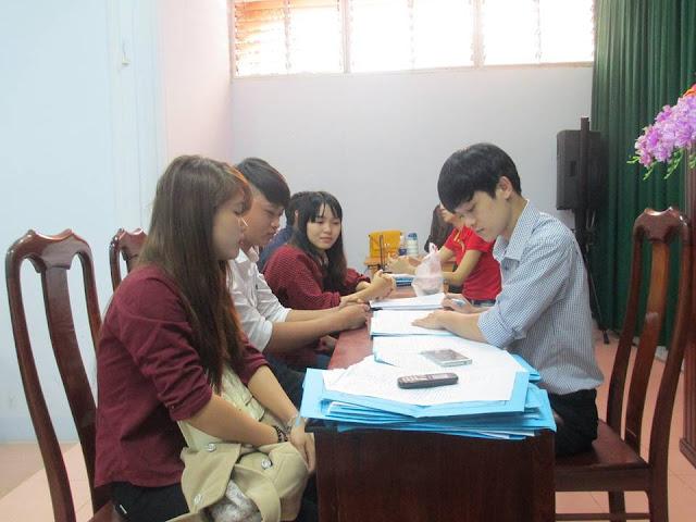 Buổi phỏng vấn diễn ra với quy mô lớn và có nhu cầu tuyển dụng cao, tạo nhiều hứng khởi cho sinh viên Cao đẳng thực hành FPT Polytechnic Tây Nguyên.