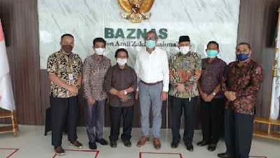 Wako Riza ke Pusat, Proses Seleksi Capim Baznas Kota Payakumbuh