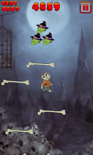 Jump Jump Zombie